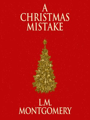 cover image of A Christmas Mistake